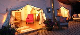 Siwash Glamping Tent