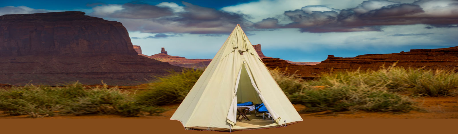 Best Glamping Destinations Tepee