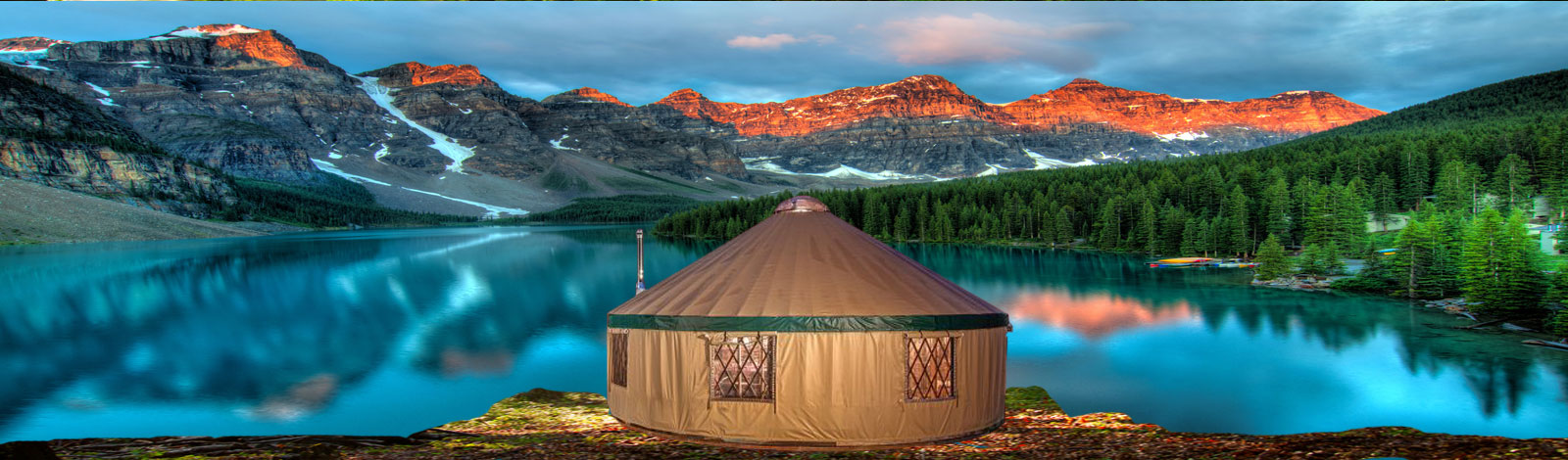 Best Glamping Destinations Yurt