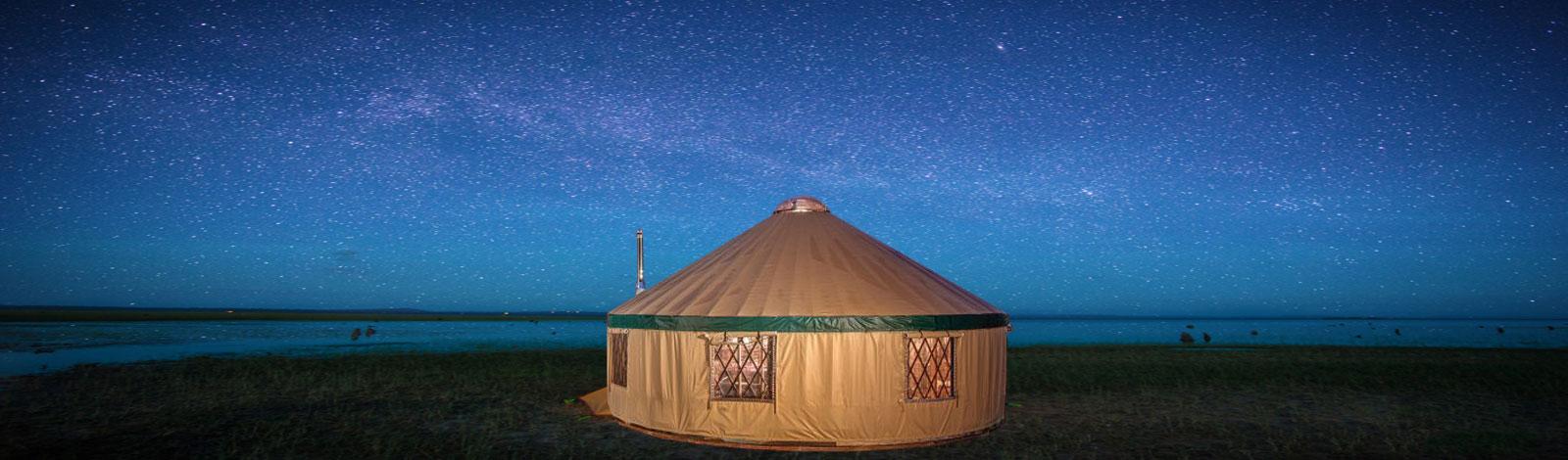 Best Glamping Destinations Yurt