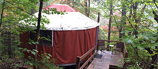 Cedar House Inn & Yurts