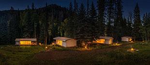 Dunton River Camp