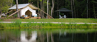 Whispering Springs Wilderness Retreats